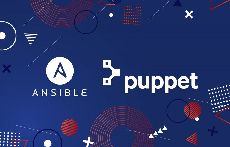 Infrastructure automation and management tools: Puppet, Ansible