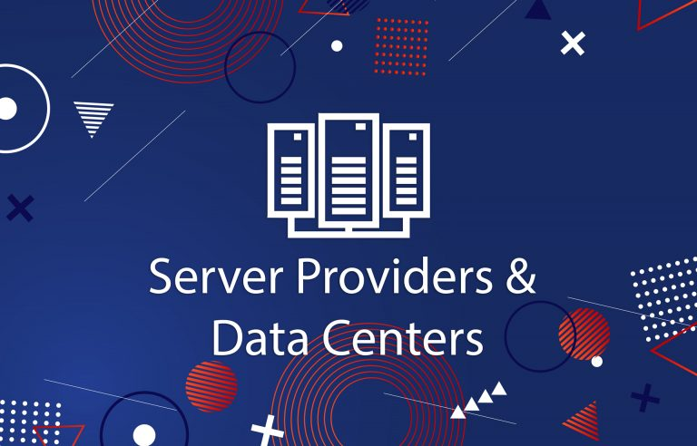 Top 10 Server Providers & Data Centers