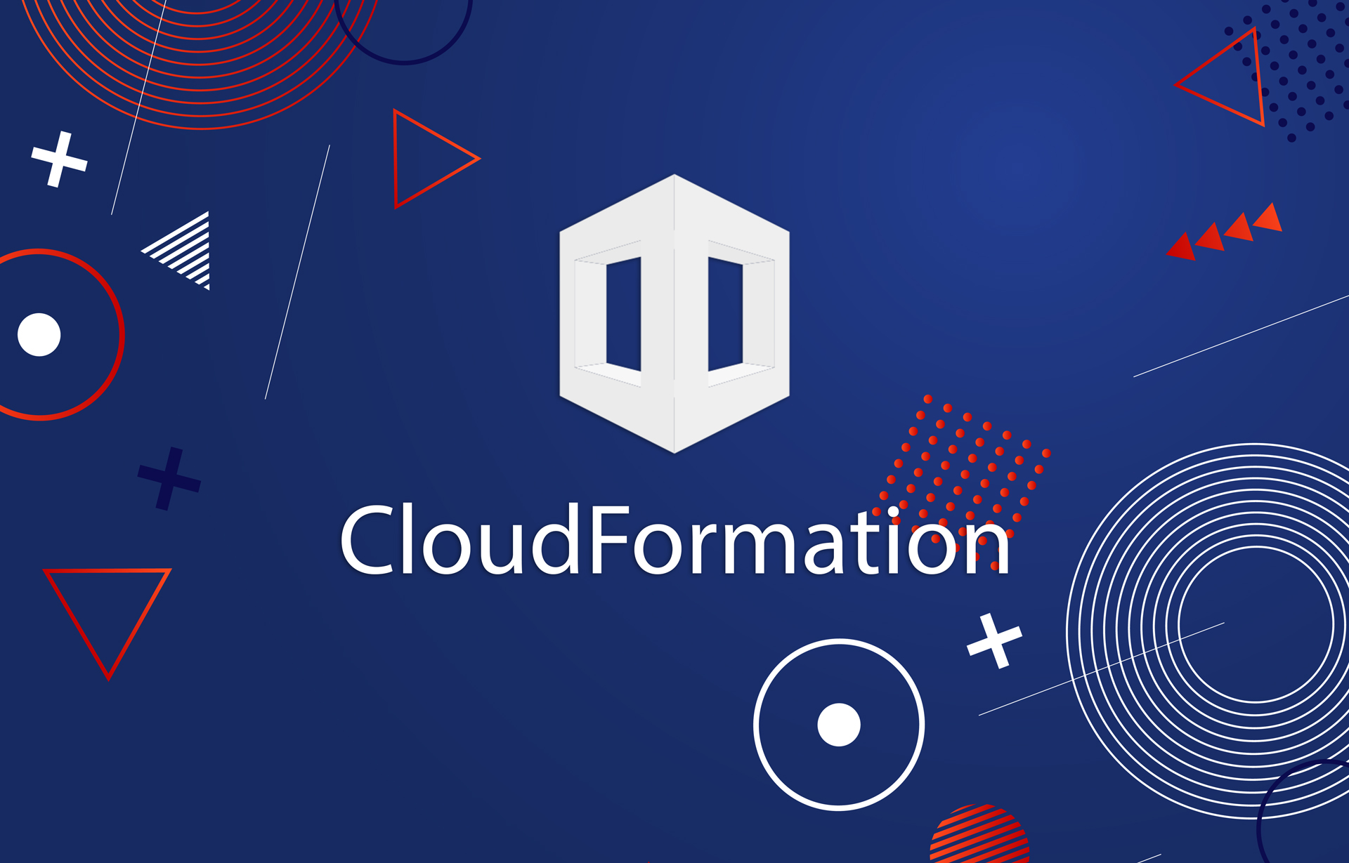 Infrastructure as Code for AWS: CloudFormation