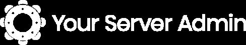 Your Server Admin