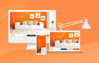 Online home design products visualizer
