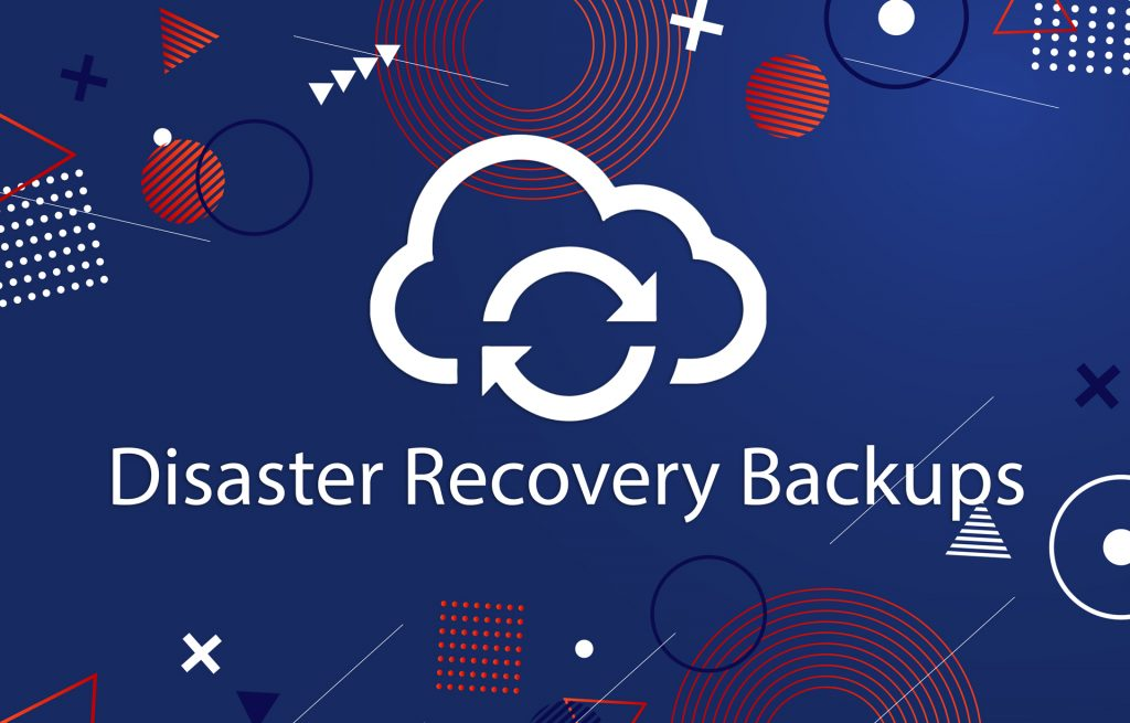 Disaster Recovery Backups